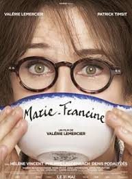 affiche marie francine